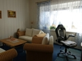 Arbeitszimmer im Erdgeschoss