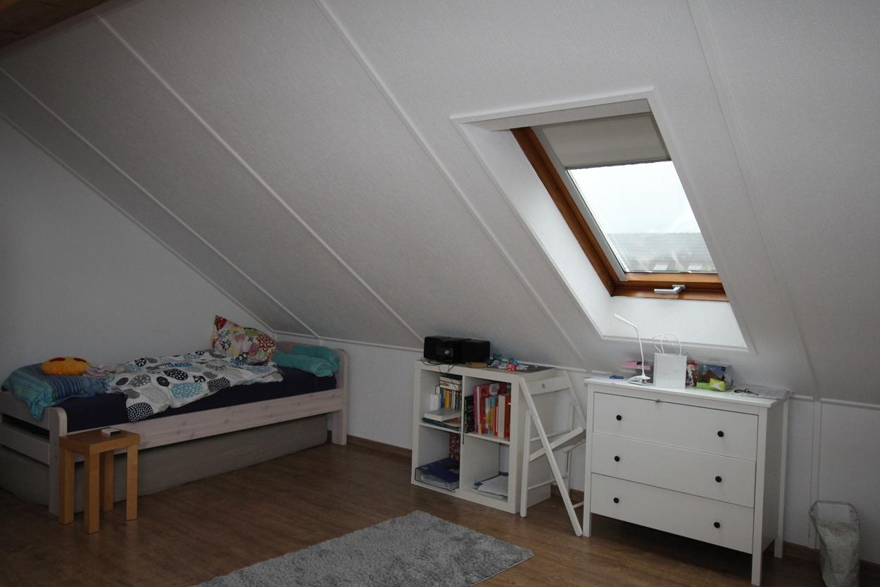 Zimmer Dachgeschoß