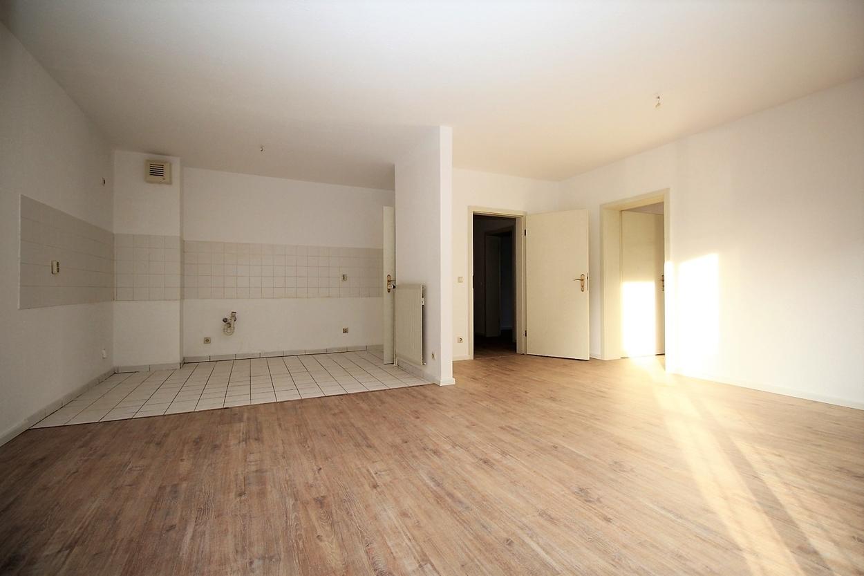 Zimmer 3 und Küche