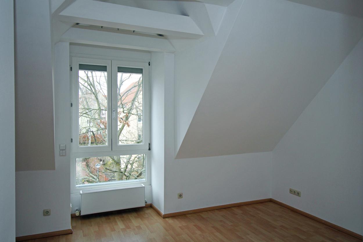 Schlafzimmer A im 2. OG