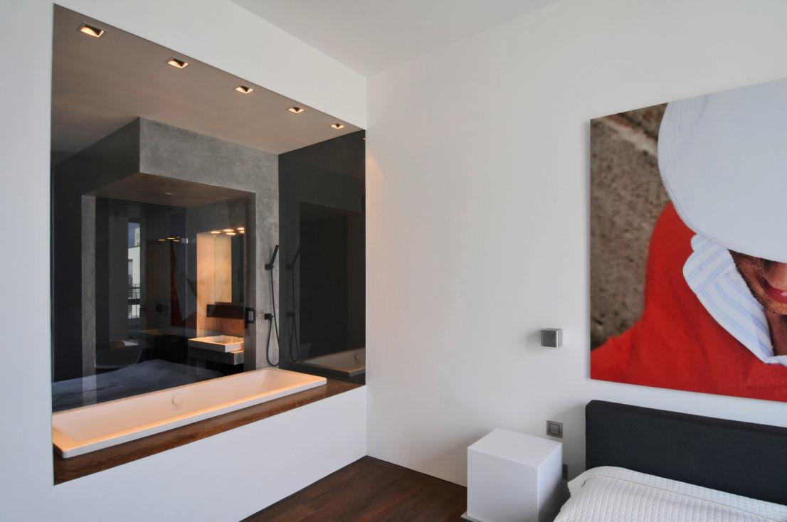 SAWALL IMMOBILIEN; Exklusive Penthouse-Wohnung mit Dachterrasse in Lichterfelde