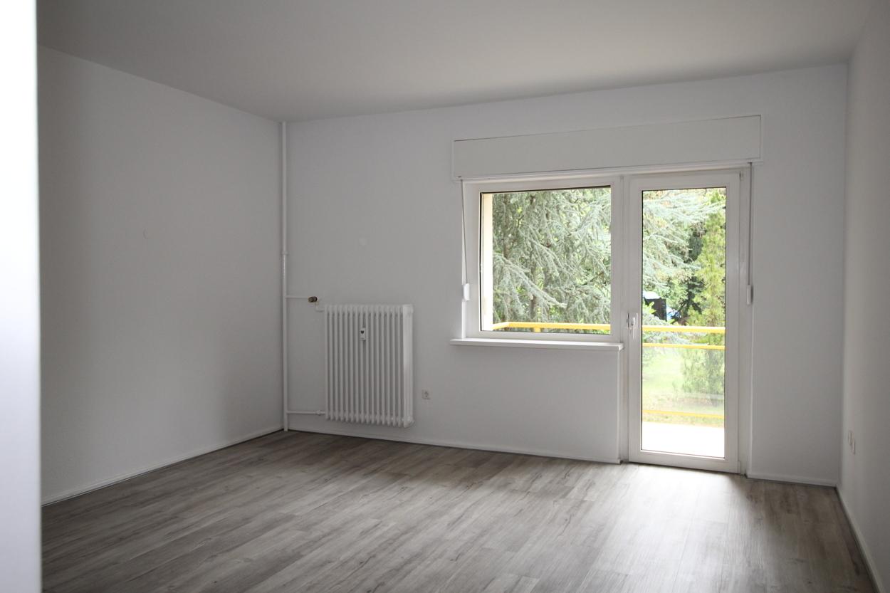 Wohnzimmer Beispielwohnung