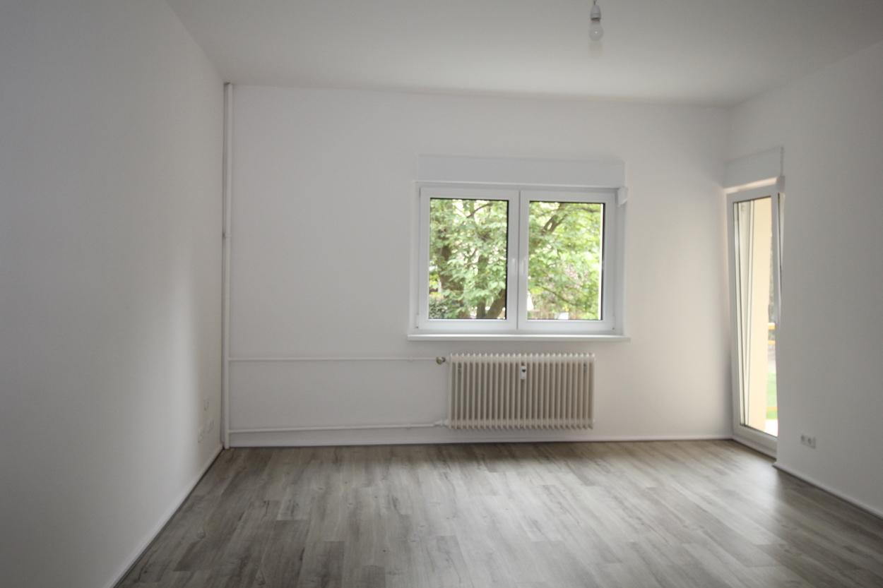 Schlafzimmer Beispielwohnung