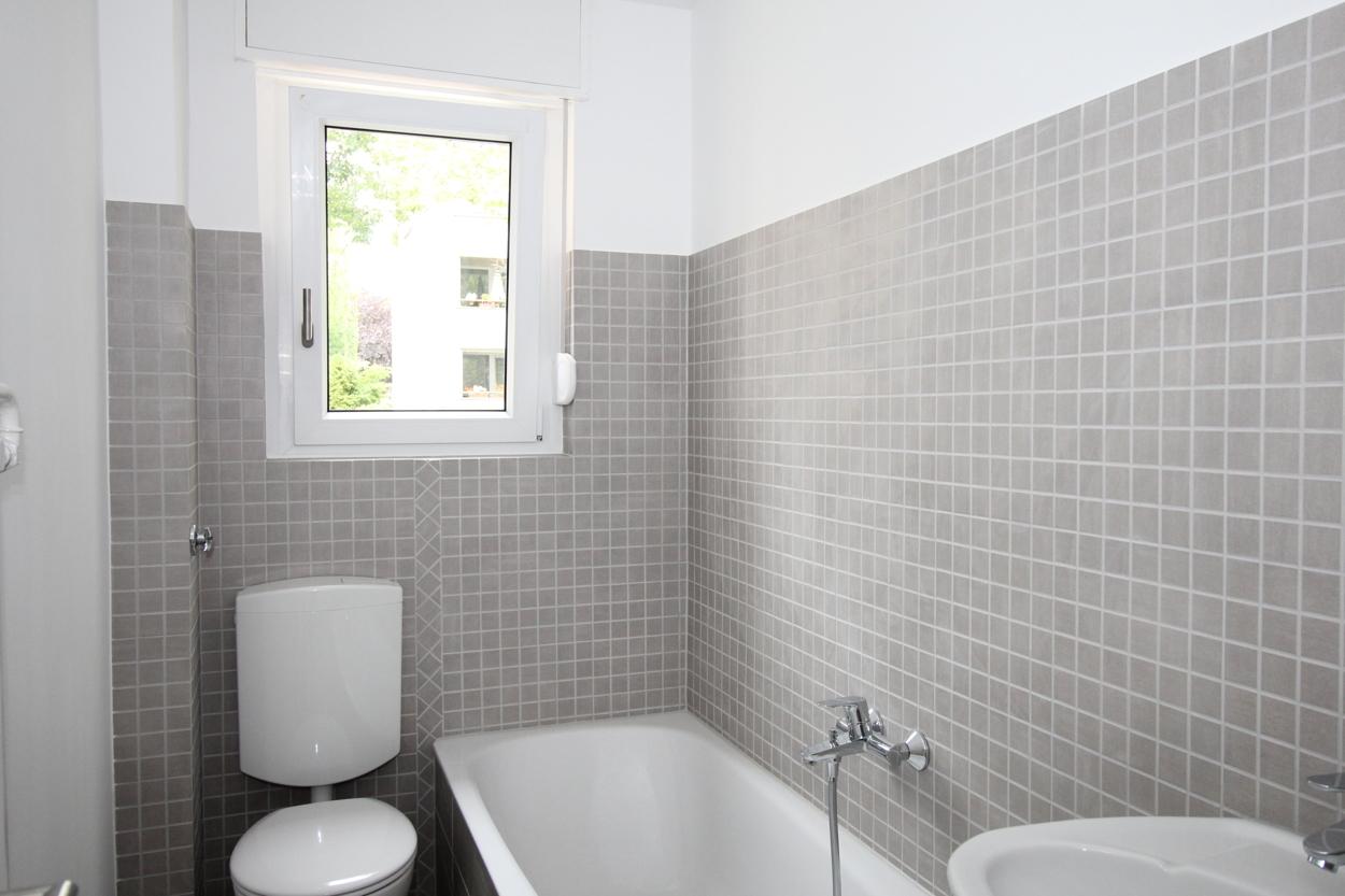 Badezimmer Beispielwohnung