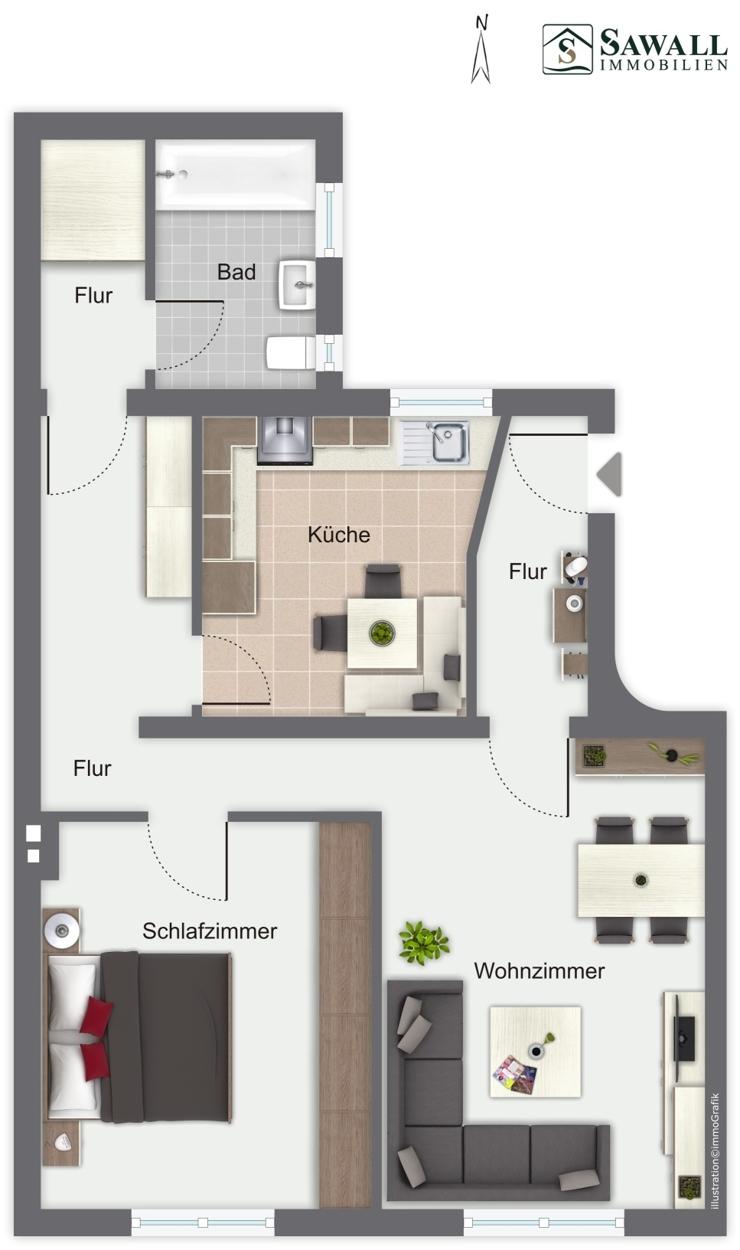 immoGrafik_274560341001-Schlossstrasse - Plan 1_DIN_A4_Druck