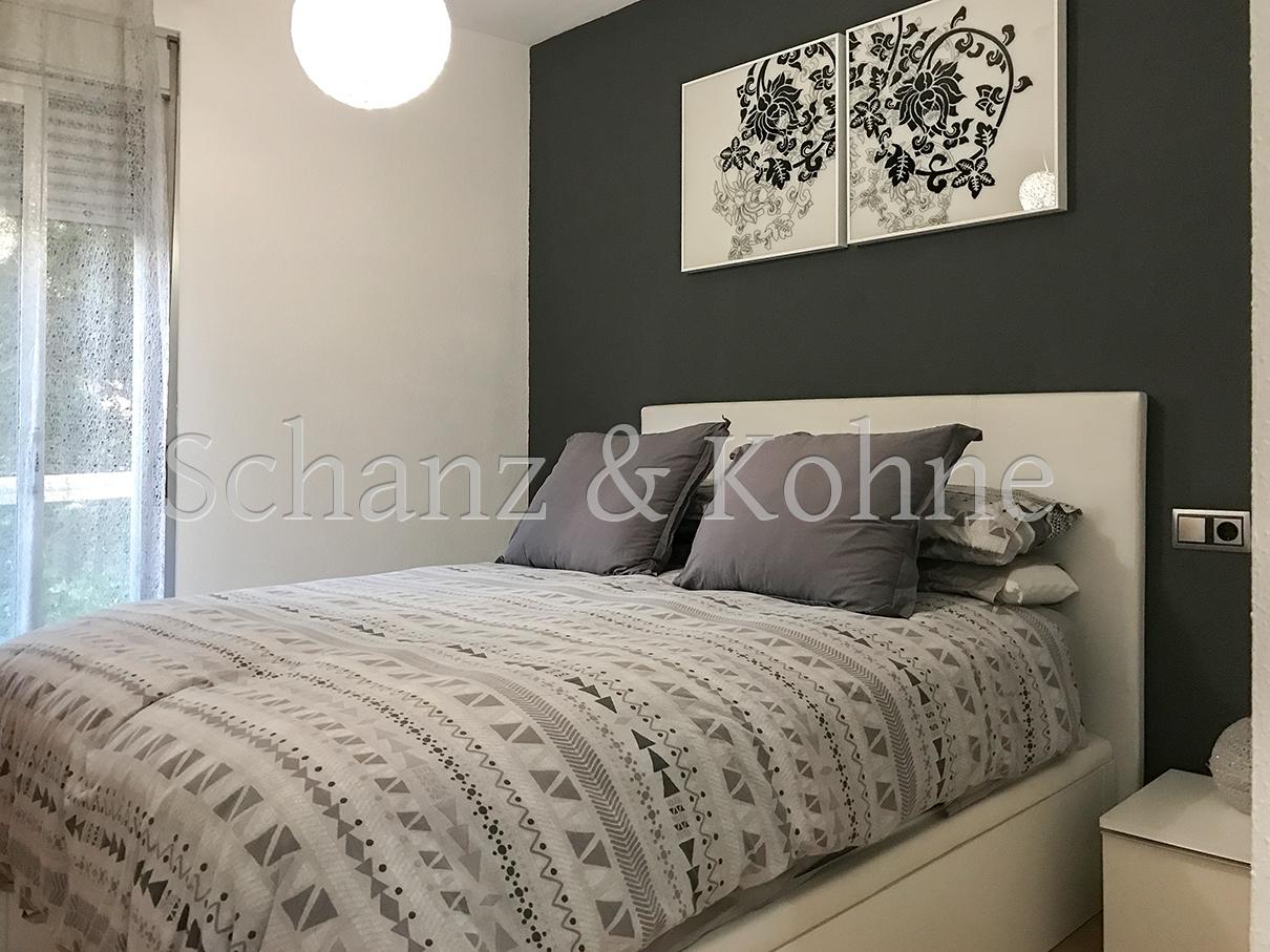 Schlafzimmer + Bad en suite 1.2