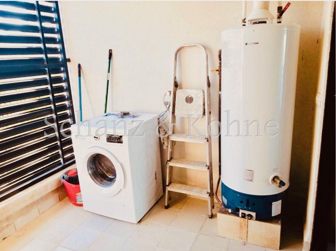 Wasch und Abstellraum