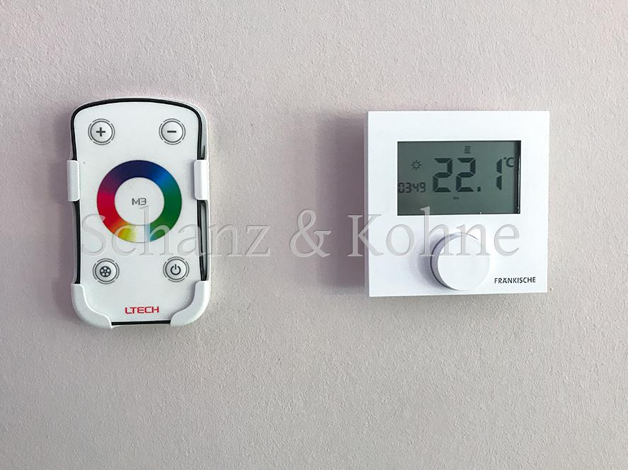 LED-FB + Thermostat