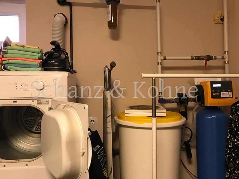 Wasserfilter-Anlage