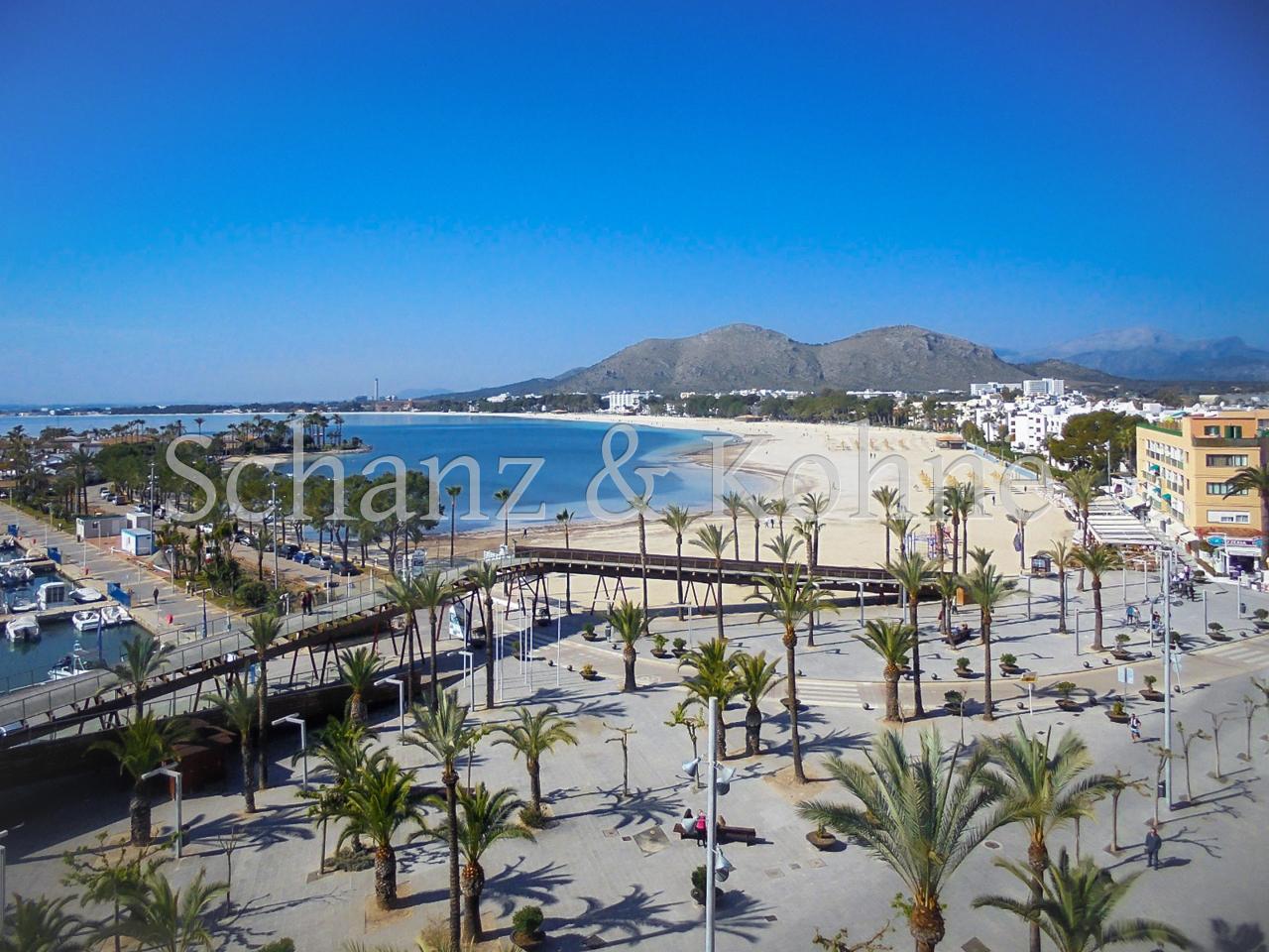 Strand Alcúdia
