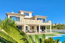 Villa mit Meerblick