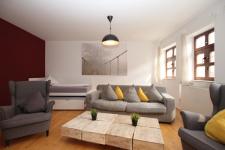 moebliertes_apartment_leipzig_wohnbereich