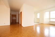 Wohnzimmer + Flur + Essbereich