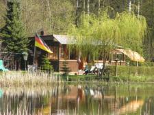 See und Sommerhaus