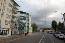 Außenansicht von Riesaer Straße