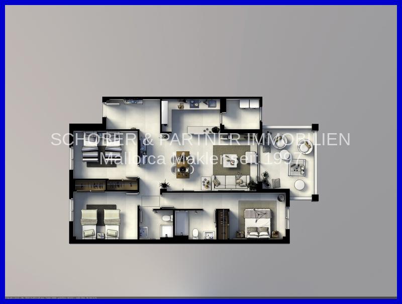 Plan_2_Royal_Blue_Cala Mesquida_3 beds_Tipo 2