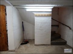 Keller Treppenaufgang