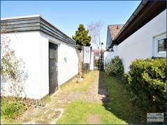Zugang Garage/Werkstatt