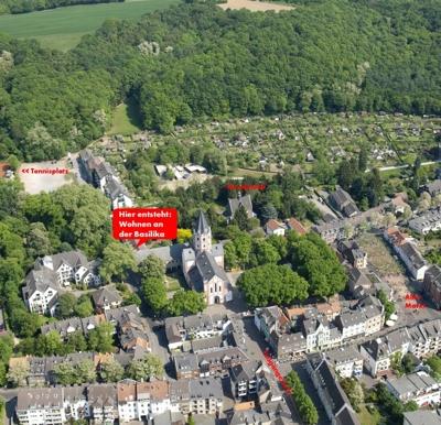 Luftbild Gerresheim