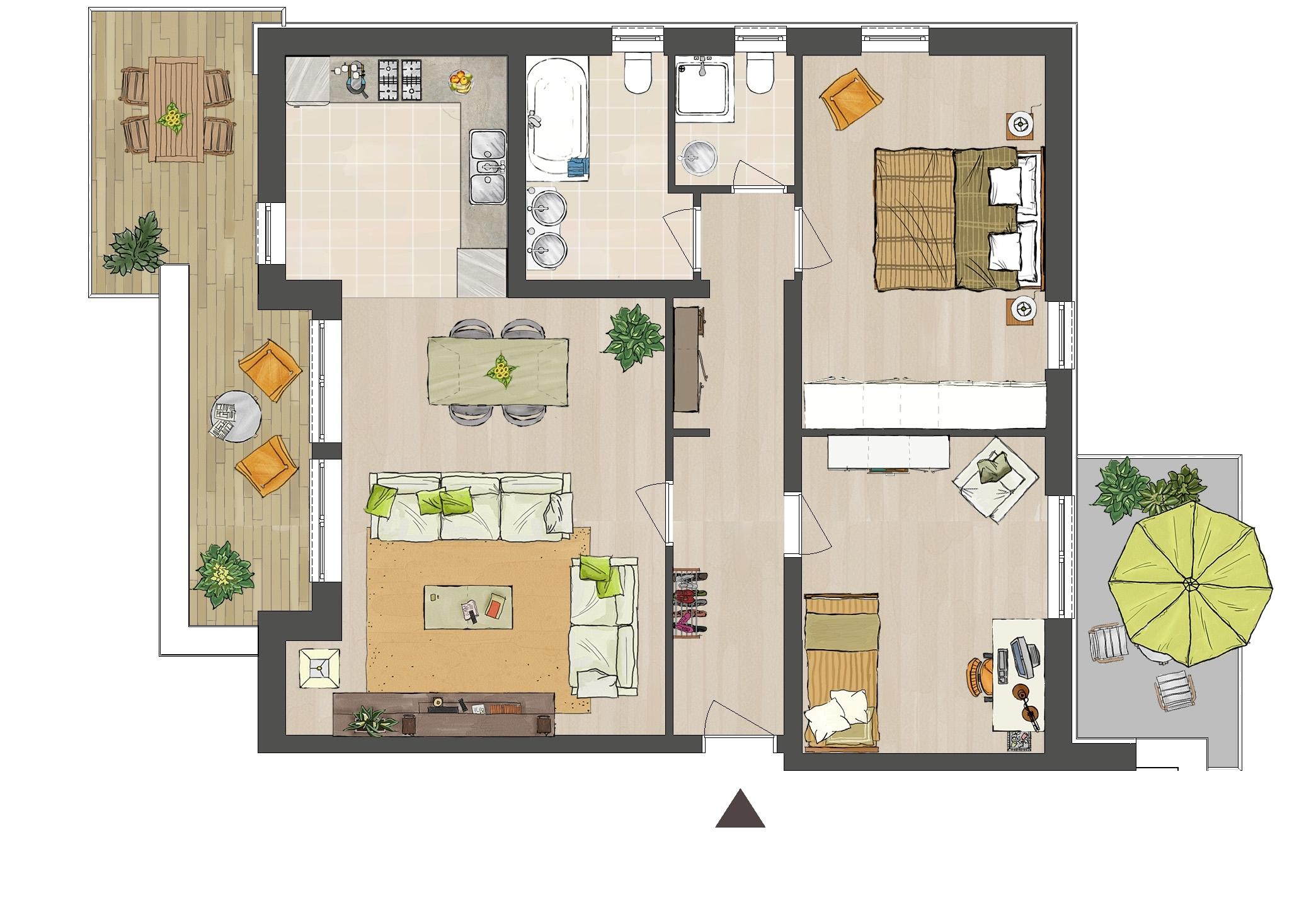 Wohnung A11
