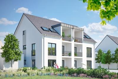 Haus D + E Garten