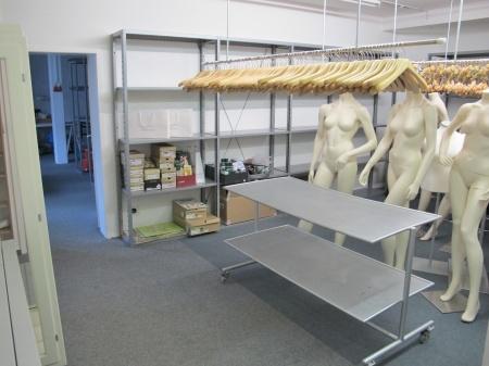 Lager / Verkaufsfläche