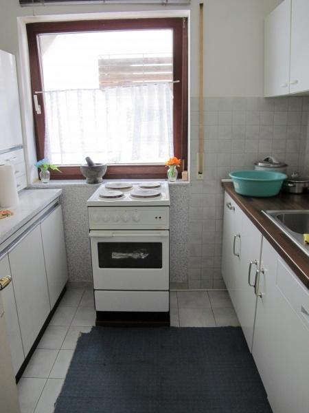 Küche im 1.OG