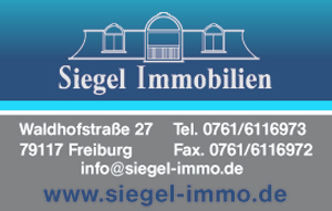 Siegel Immobilien