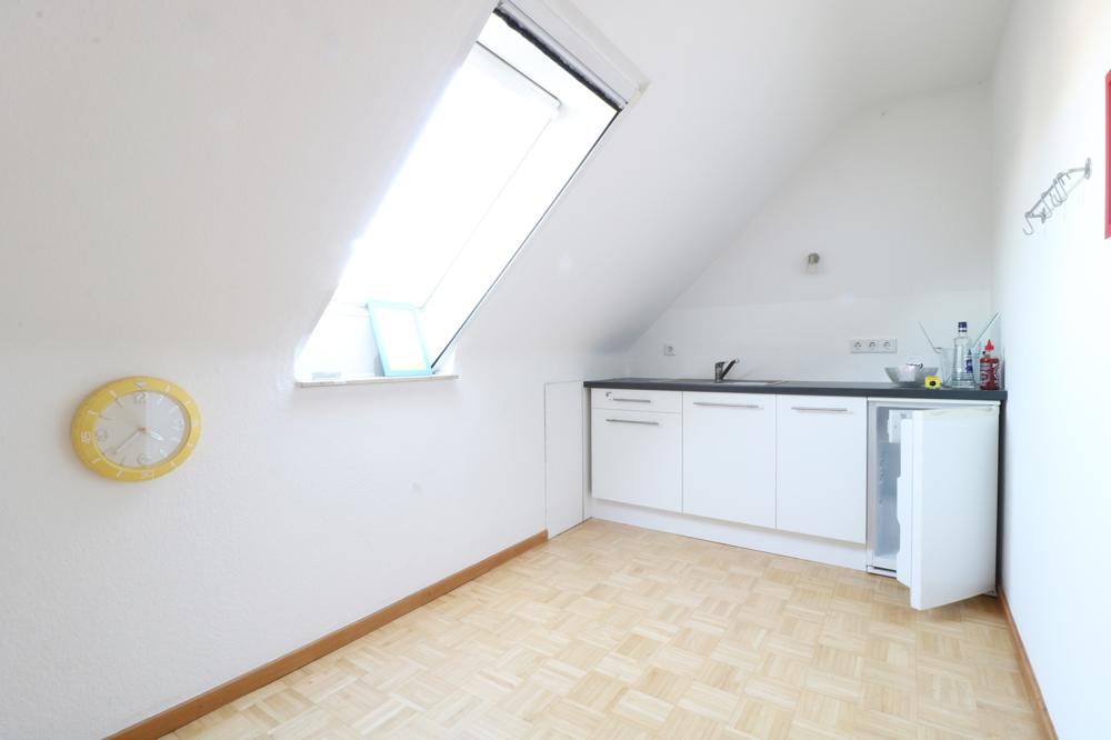 Küche/Arbeitszimmer