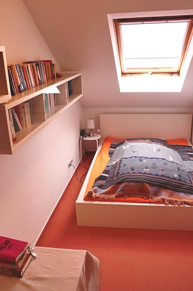 Gästezimmer im Dachgeschoss