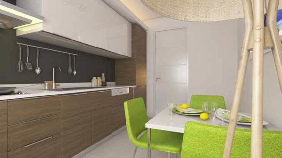 Küche - Beispiel