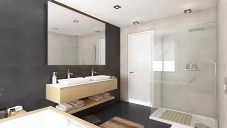 Badezimmer - Beispiel