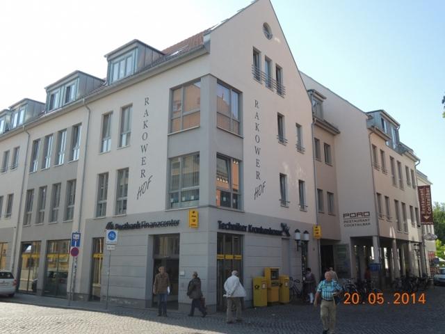 Ecke Mühlenstrasse