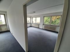 Eingang Einzelbüro