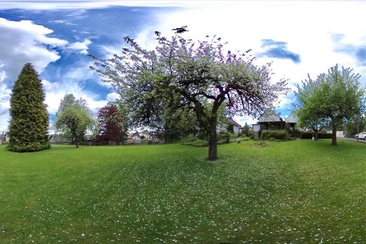 Grundstück 360°