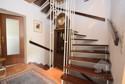 Treppenauf- und abgang