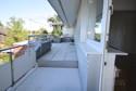 Balkon und Dachterrasse