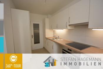 Komplett modernisierte Wohnung in top Lage zu vermieten!