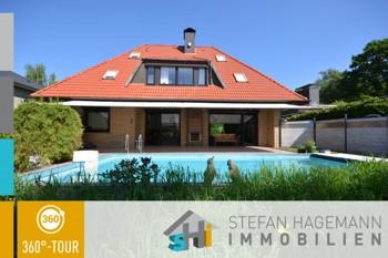Traum Villa mit großem Außenpool