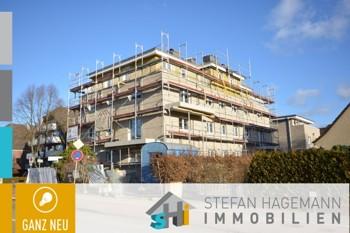 Moderne NEUBAU Wohnung mit Dachterrasse in Norderstedt!