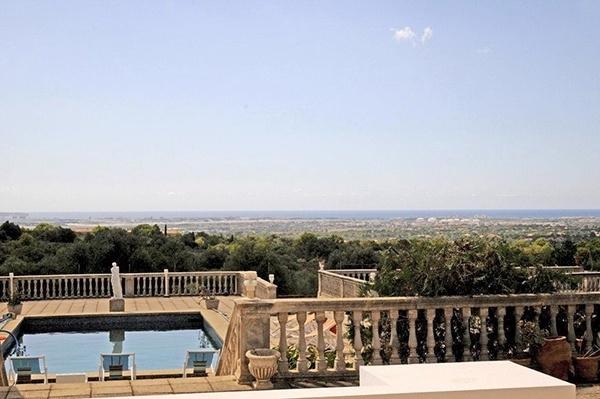 01 Villa Marratxi Blick