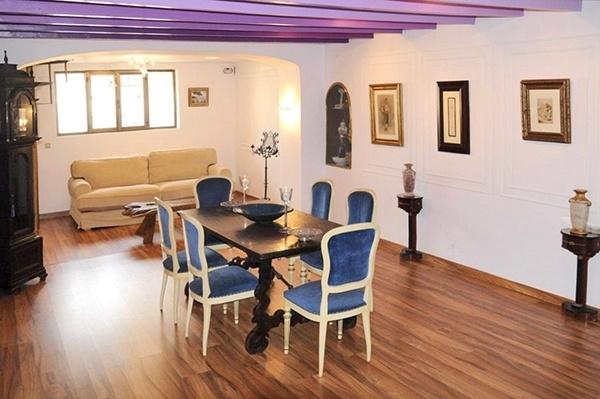 03 Villa Marratxi Esszimmer