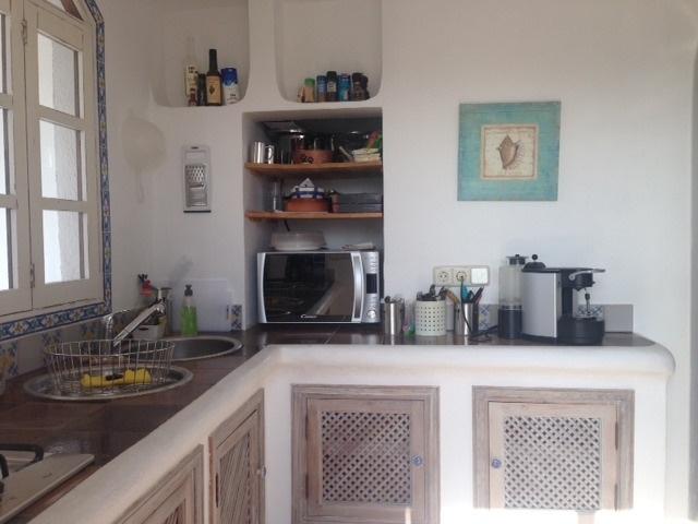 Küche1 Cala Fornells