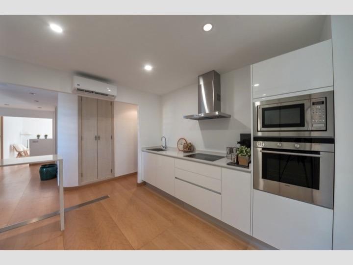 Apartamento completamente renovado en Illetes