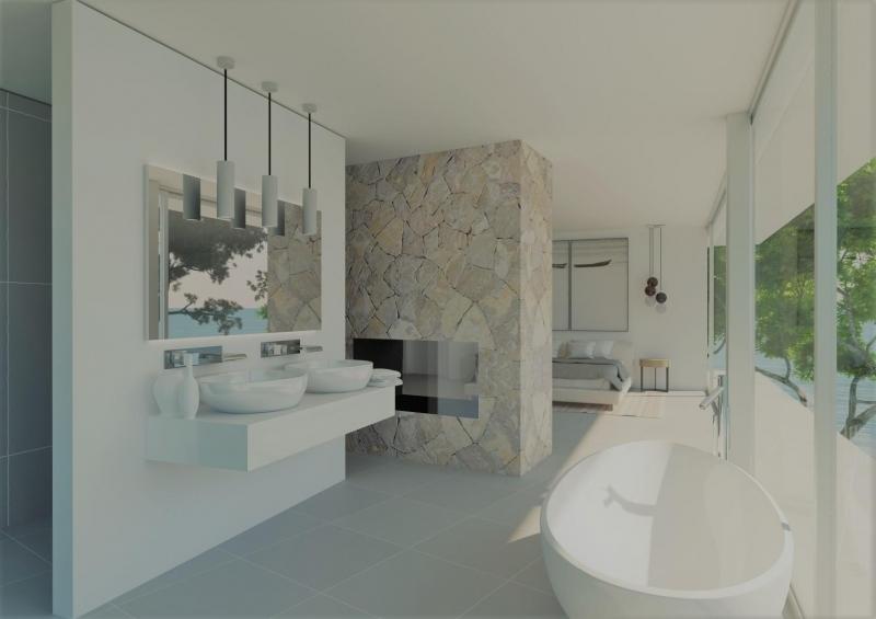 Stillvolle Villa mit Meerblick kaufen