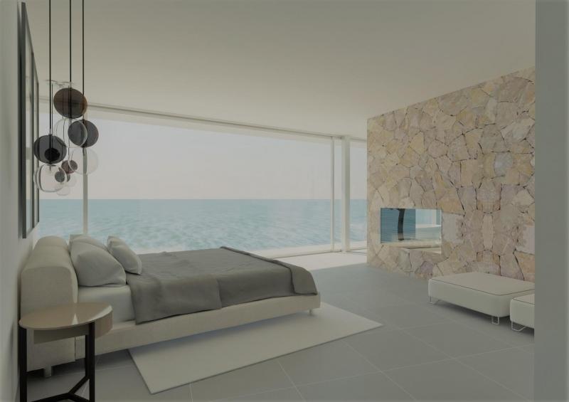 Neubau Villa in mit gigantischem Meerblick kaufen