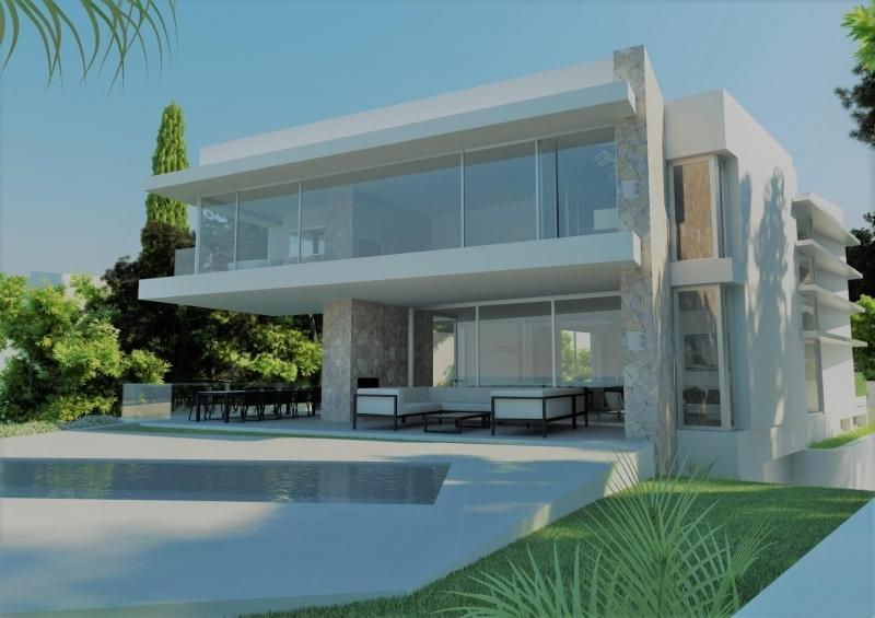 Neubau Villa in El Toro