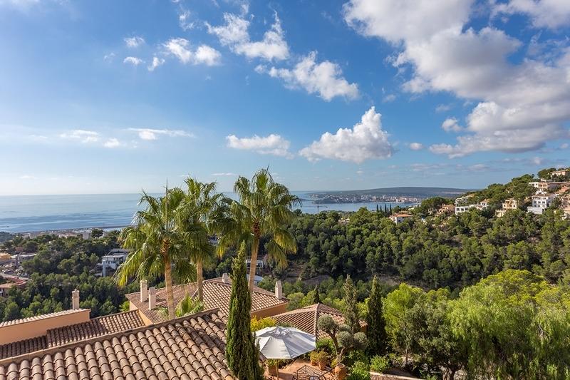 Villa im mediterranen Mittelmeer Stil kaufen