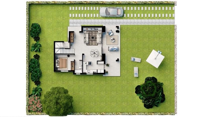 Plan Haus