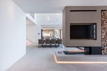 Villa con apartamento de invitados